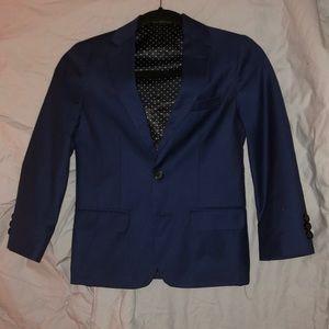 VanHeusen Navy Blue Suit Jacket